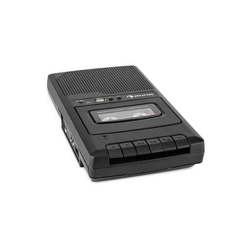 Auna RQ-132 USB cassette tape recorder